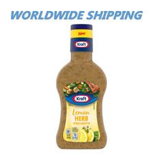 Kraft Lemon Herb Vinaigrette Salad Dressing 14 Fl Oz WORLDWIDE SHIPPING