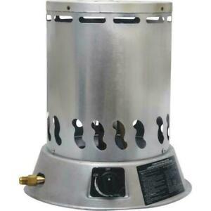 Mr. Heater 25000 BTU Convention Outdoor Liquid Propane Patio Garage Space Heater