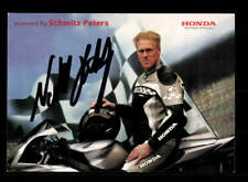 Norbert Heisterkamp Autogrammkarte Original Signiert Motorsport + A 168465