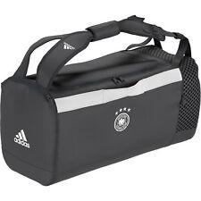Adidas Unisex Germany Sport Training Football Duffel Bag - Grey