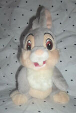 Disney Bambi Thumper Rabbit Plush Soft Toy Stuffed Animal 11""