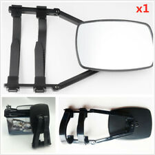 1Pcs Clip on Trailer Towing Side Safety Mirror Extender Extension Truck Suv Rv (Fits: Commercial Chassis)