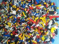 Genuine Lego Bundle 1kg & 2 Minifigures. Mixed Bricks Parts Pieces Bulk Job Lot