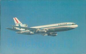 United Airlines McDonnell Douglas DC10