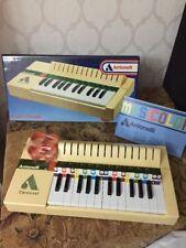 Organo Antonelli Carousel 2250 Tastiera Organetto Aria Vintage no Bontempi Casio