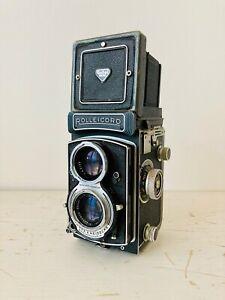 Antique Rolleicord Rollei Honeywell TRL Camera / Estate Find