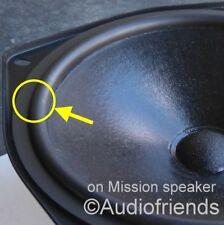 Repair kit RUBBER Mission 707, 761, 762, 717 (RUBBER surrounds + glue + brush)