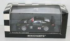 MINICHAMPS 1/43 - 400056971 PORSCHE 911 GT3 RS DU MANS 05