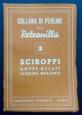 SCIROPPI BEVANDE COPPE TAZZINE - N. 3 della COLLANA DI PERLINE DELLA PETRONILLA