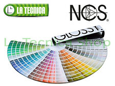 NCS GLOSSY INDEX  | campionario mazzetta mappa colore lucido | RAL - PANTONE