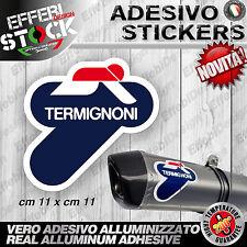 Adesivo/Sticker TERMIGNONI DUCATI HONDA SUZUKI YAMAHA KTM 200°gradi EXAUST