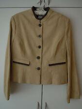 """Neue, beige """"Original Mothwurf"""" Damen-Jacke, Gr. 42, Landhaus-Stil"""