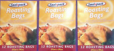36 x Sealapack Roasting Bags Oven Cooking Dining Food Meat Chicken Fish Roast