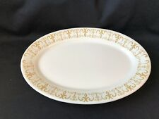 Vintage Platter Restaurant Ware Homer Laughlin Restaurant Ware Oval Platter