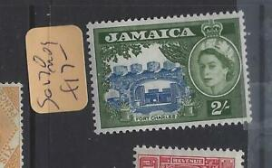 JAMAICA (PP2002B)  QEII  2/-  SG 170   MOG
