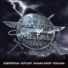 Masters of metal-Volume 4 (New * substratum * Outcast * Sahara snow * volcana)