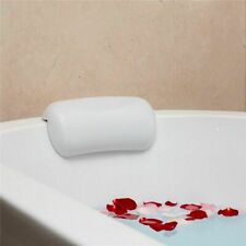 Nonslip Spa Bathtub Pillow Headrest With Suction Cups Waterproof & Easy To Clean