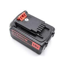 Akku Batterie 3000mAh für Black & Decker BL1318, BL1518, BL2018, BL4018