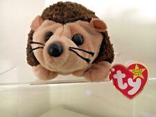 TY~Beanie Original Baby~'PRICKLES'~The Hedgehog~1998