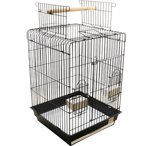 Kings Cages ES 1818 PM Travelling Bird Cage toy toys Cockatiel Finches Parakeets