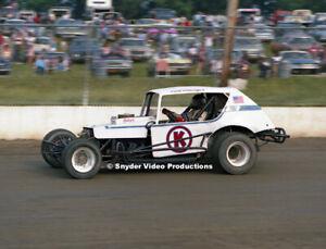 Carl Pittenger at Middletown Orange County Fair Speedway Photo