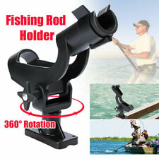 Adjustable Fishing Rod Pole Mount Stand Bracket Holder Kit For Kayak Canoe Boat