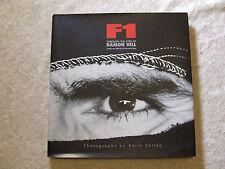 Damon Hill: Formula One by Damon Hill (Hardback, 1998 ) 222 pages stunning photo