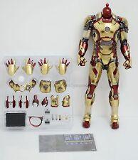 Hot Toys 1/4 Scale QS008 Iron Man 3 Mark XLII Deluxe ver - Body Armor set
