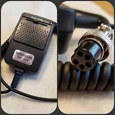 Superstar DM-452 CB Radio Echo Power Microphone 5-Pin Cobra President RCI Galaxy