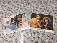 The Main Event Original Issue 8x10 Lobby Cards Set Of 2 Streisand O'Neal 1979