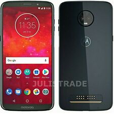 "MOTOROLA MOTO Z3 PLAY XT1929 4gb 64gb 12mp Fingerprint Id 6.1"" Android 8.0 LTE"