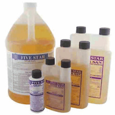 Five Star Star San High Foaming Acid Anionic Non Rinse Sanitizer for Beer & Wine