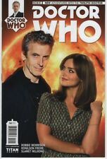 Doctor Who New Adventures with the 12th Twelfth Doctor #14 comic book TV show