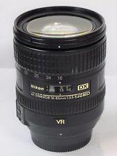 Nikon 16-85mm f/3.5-5.6 G VR AF-S DX ED Nikkor Zoom Lens - boxed