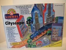 Preschool Toys kids Train set Little Lionel Cityscape set compatable with brio