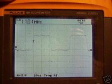 FOX  11.04167 MHz crystal oscillator  5 pieces