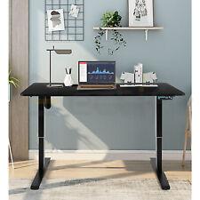 Electric Standing Desk Single Motor Height Adjustable Stand Up Desk Base office