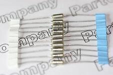 10x t110a105k035as KEMET Condensatore al tantalio solido ASSIALE 1uf 35v 10%