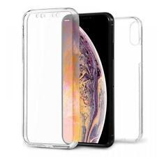 NEW - iPHONE 12 Pro MAX MINI XS XR X 7 8 SE Case 360 Full Cover Front & Back TPU