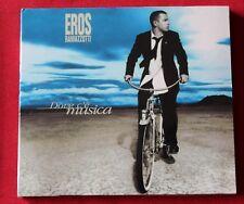 Eros Ramazzotti, dove c'e musica, CD digipack