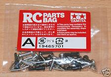 Tamiya 58384 Subaru Brat (Re-Release), 9465701/19465701 Screw Bag A, NIP