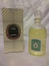Vintage RARE Guerlain Paris Imperiale Extra Dry Eau De Cologne 8 oz Bee Bottle