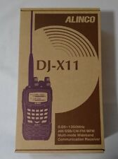New ALINCO DJ-X11 Wideband Receiver Wide-Band receiver from JAPAN