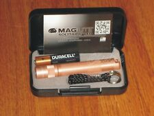 Maglite AAA Solitaire ROSE GOLD maglight LED Collectible NEW COLOR!!