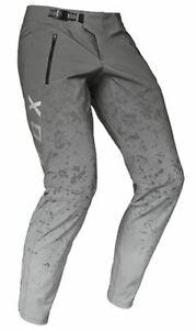 New Fox Racing Men's MTB Standard Defend Mountain Biking Pants, Light Grey