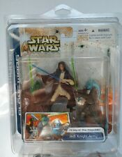 Jedi Knight Army of The Republic 3-Pack Star Wars 2003 Clone Wars Action Figure
