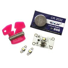 Electro Fashion Led Flasher Module Kit E-Textiles Sewable Electronics