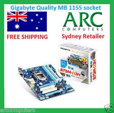 Gigabyte GA-B75M-D3H Intel B75 Socket 1155 mATX 4x DDR3 SATA3 USB3.0 HDMI VGA