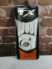 ORLIMAR TX * Tour EXTRA* Golf Glove Mens right MED/LG~all leather~soft~NOS~ nice