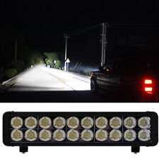 240W led light bar 20 inch 24Leds Spot beam Super Bright led off road lights x1